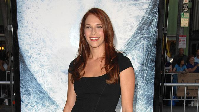 Whiteout LA Premiere 2009 Amanda Righetti