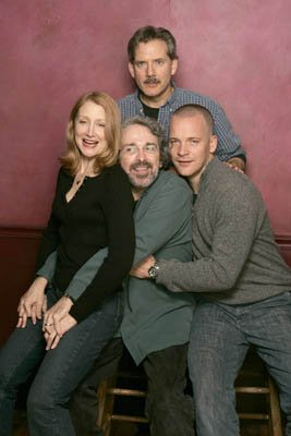 Patricia Clarkson, Craig Lucas, Campbell Scott and Peter Sarsgaard of The Dying Gaul Sundance Film Festival - 1/23/2005