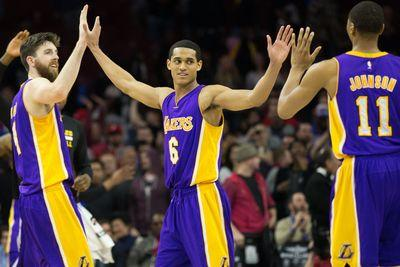 Jordan Clarkson's buzzer-beater really was terrible for the Lakers' tanking efforts