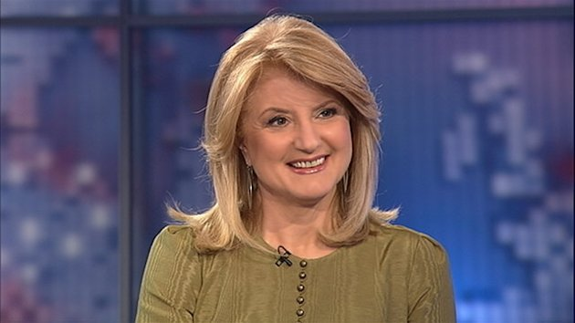 Arianna Huffington: Hillary Clinton is 'Obviously Running' in 2016 (ABC News)