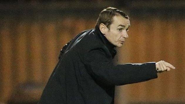 Danny Lennon's St Mirren won for the first time this season at Hearts