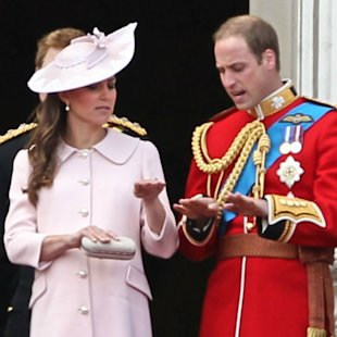 Kate Middleton To Name Baby Frances In Tribute To Prince William's Mother Diana?