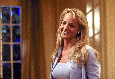 Helen Hunt as Darcy Maguire in Paramount's What Women Want