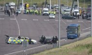 Passengers Speak Of Their M6 Terror Scare
