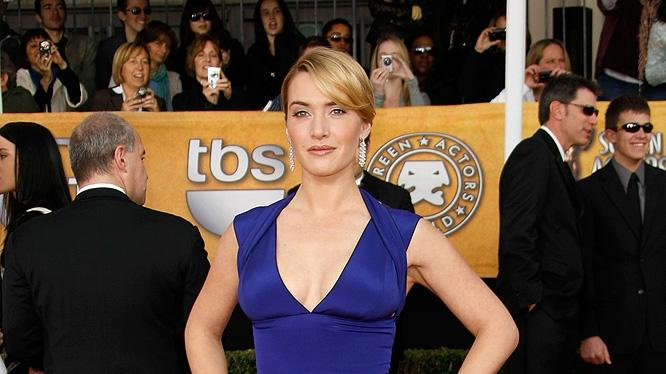 15th Annual Screen Actors Guild Awards 2009 Kate Winslet