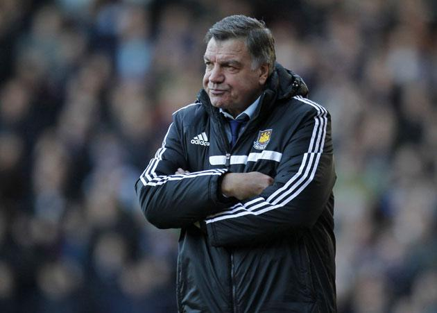 Cautious Allardyce endangering West Ham United's top-flight status