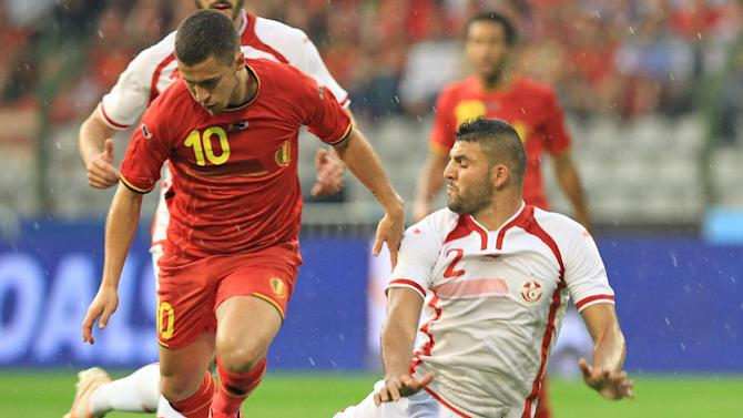 Belgium counting on Hazard to dazzle at World Cup