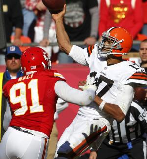 Chiefs not out to win, not win beauty pageants