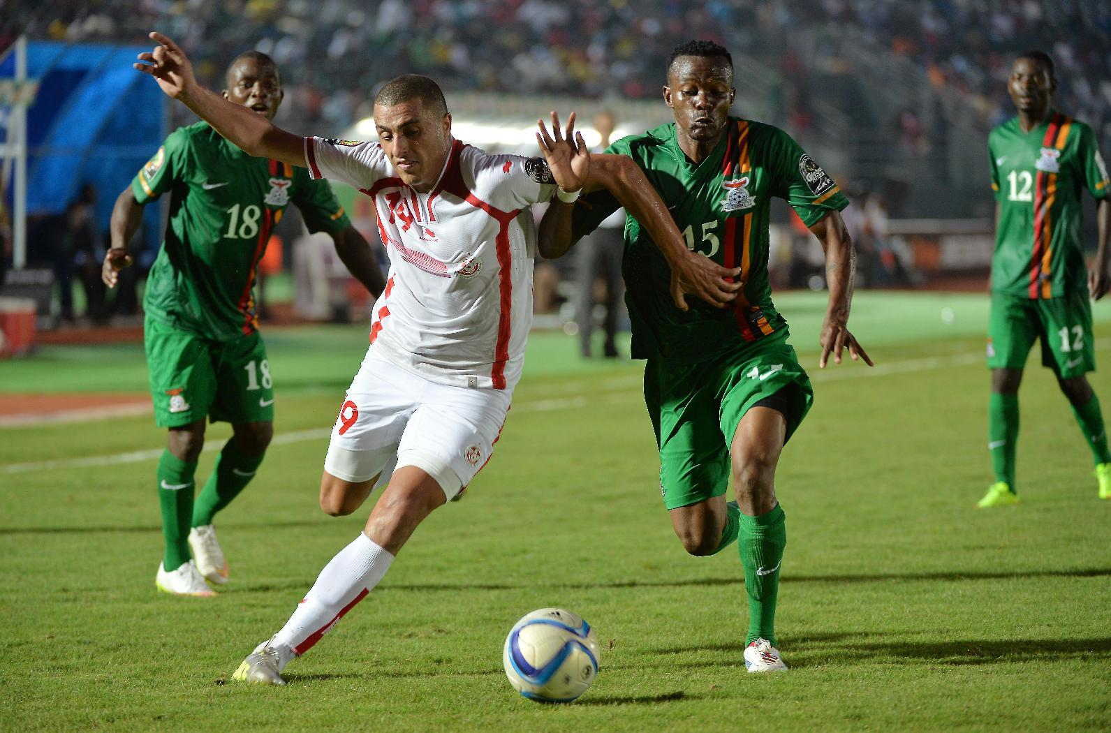 Win or bust for former champions Zambia