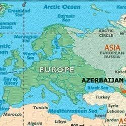 Europe's Map Is Redrawn As Azerbaijan Goes East