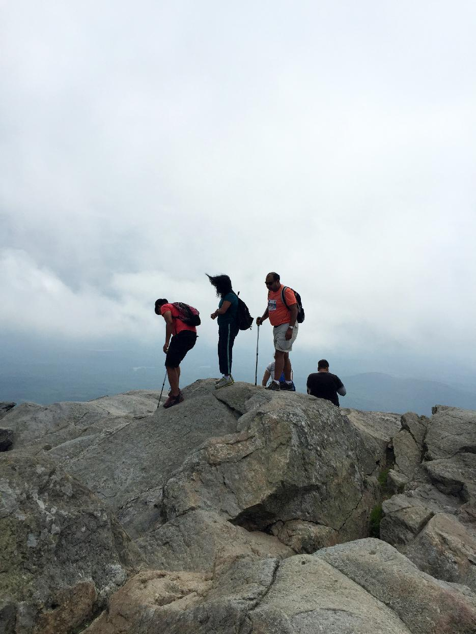 NH's Mount Monadnock: Hiking challenge despite geezer looks