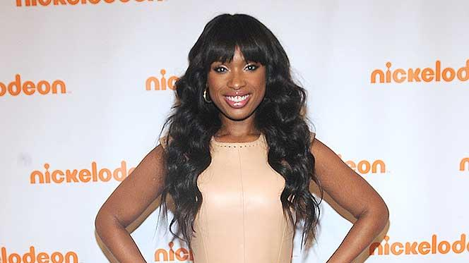Jennifer Hudson Nickolodeon Upfronts