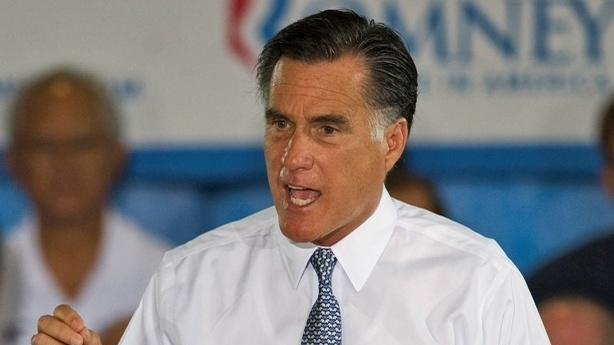 Romney Corrects Woman Who Called Obama a 'Monster'