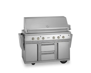 Viking Ultra-Premium 500 Series Grill & Cart, 54