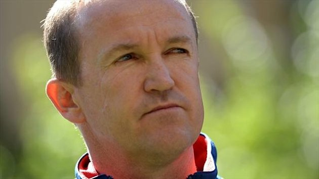"Coach Andy Flower described England's Ashes whitewash as ""the end of an era"""
