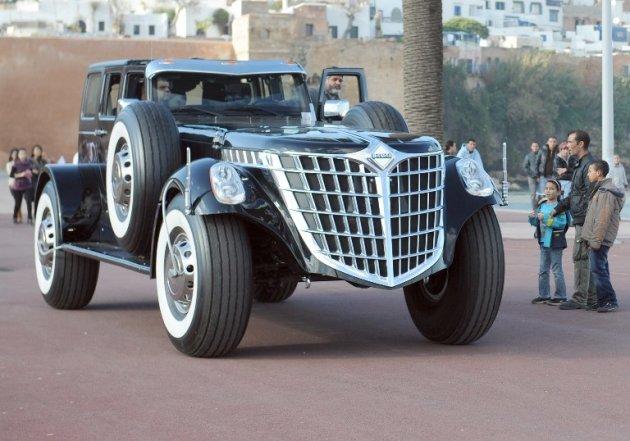 UAE royal's amazing c…