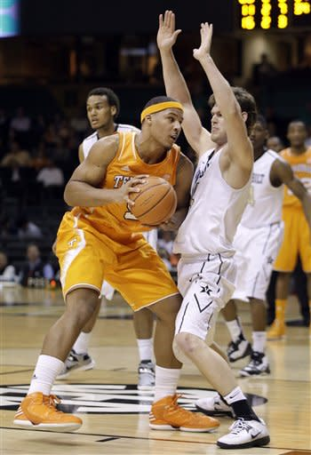 Tennessee Vanderbilt Basketball