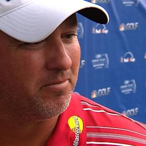 Boo Weekley interview after Round 1 of Crowne Plaza