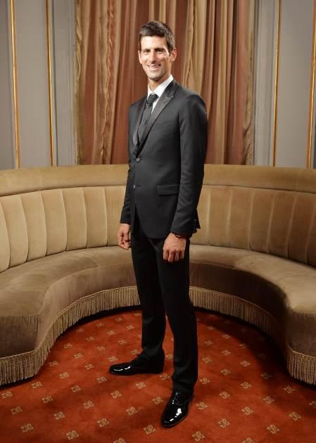 Novak Djokovic attends The Novak Djokovic Foundation New York Dinner at Capitale on September 10, 2013 in New York City  -- Getty Images