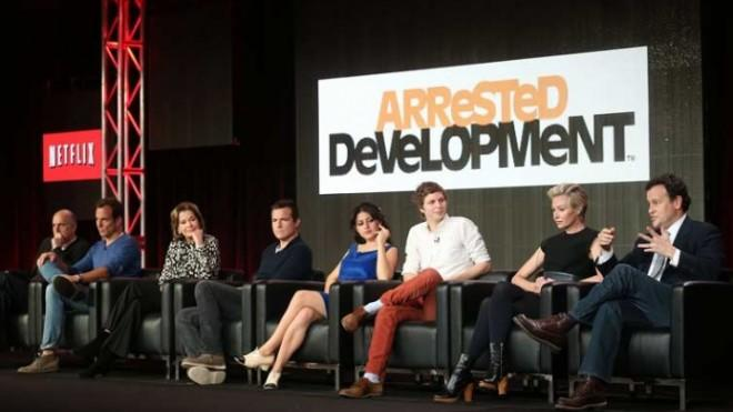 Perhaps it's the upcoming return of beloved comedy Arrested Developmentthat helped Netflix grow its subscriber base to 27 million.
