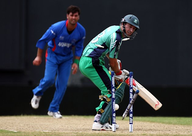 [ARH2010] Ireland v Afghanistan: Warm Up Match - ICC T20 World Cup