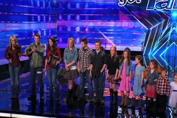 'America's Got Talent's' Willis Clan Gets TLC Reality Series