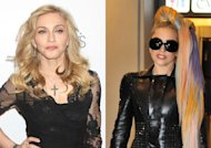 Madonna persiste et signe : Lady GaGa est une vilaine copieuse