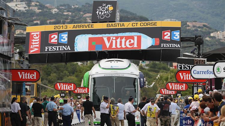 Le Tour de France 2013 - Stage One