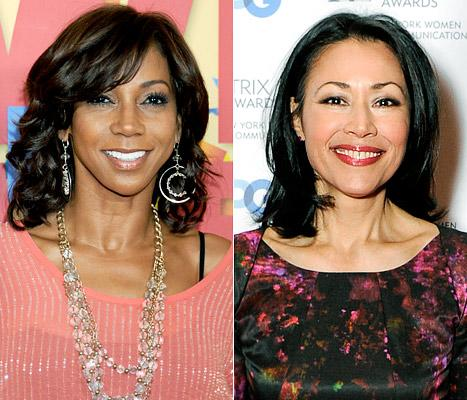 Holly Robinson Peete Offers Ann Curry Support Amidst TODAY Firing Reports