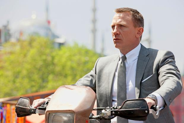 'Skyfall' Crosses $1 Billion: Biz Break