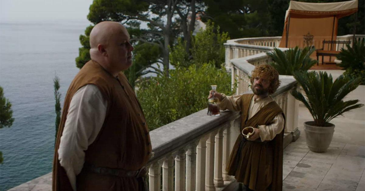 Varys and Tyrion On 'The War to Come'