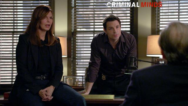 Criminal Minds - Act Like Family