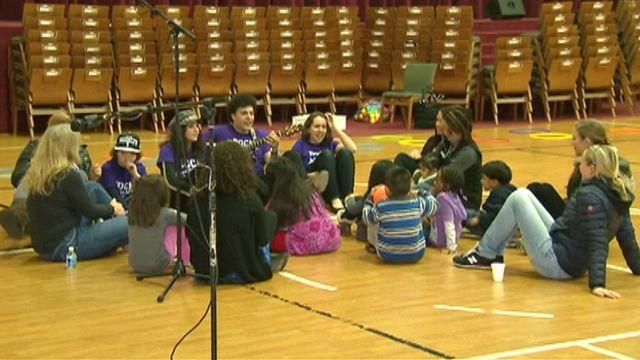 Camp provides retreats for kids affected by Hurricane Sandy