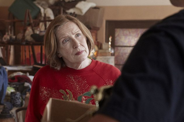 "Frances Conroy as Sandy in ""United States of Tara."""