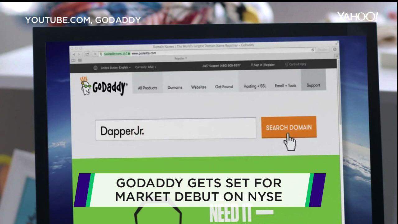 GoDaddy goes to Wall Street; Sears REIT plans; Mall owners call off deal