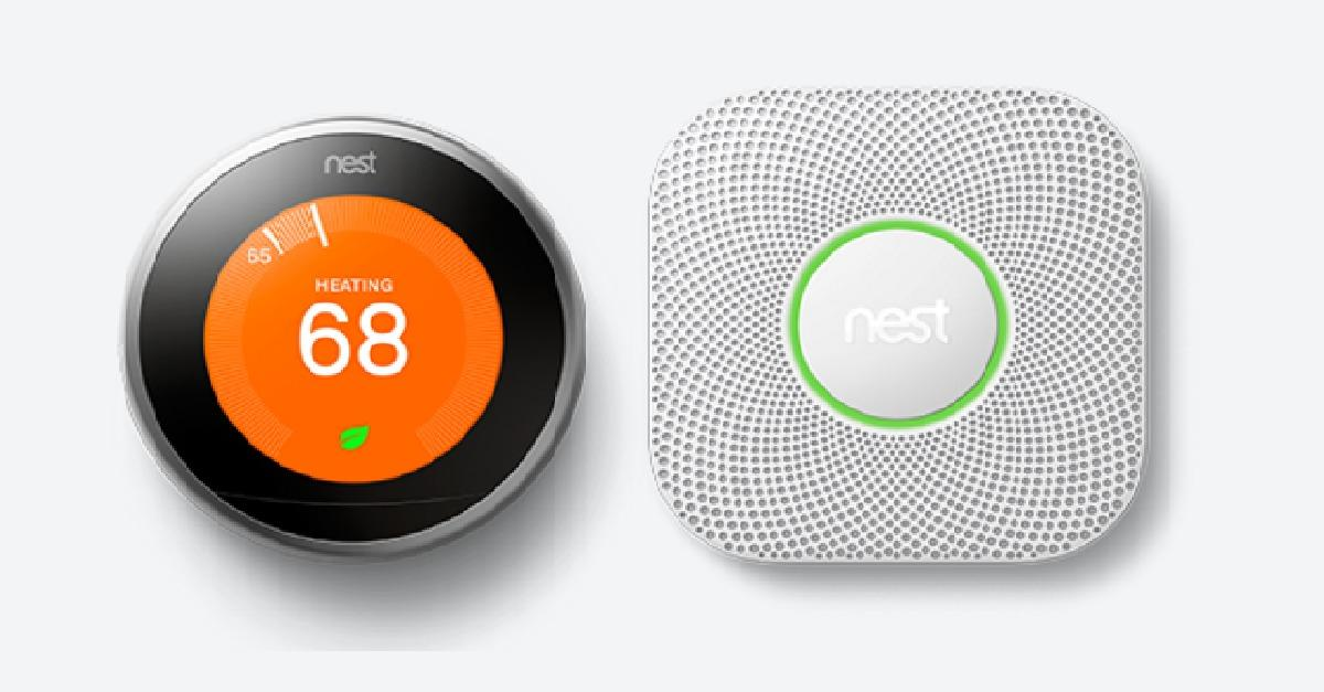 Save $50 on Nest Thermostat and Protect!