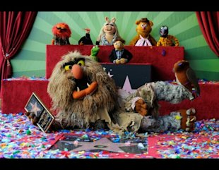 Muppets walk of fame 3