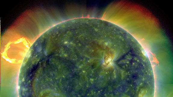 Stunning NASA Video Shows 3 Years of the Sun in 3 Minutes