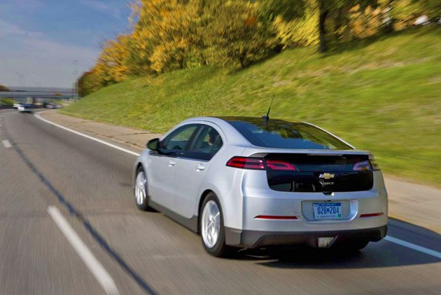 Is the Chevy Volt driving off into the sunset?