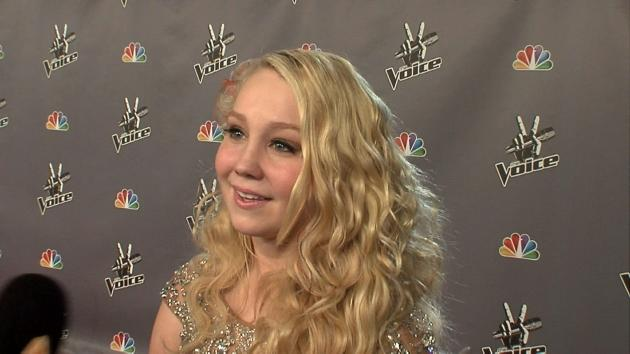 RaeLynn chats with Access Hollywood at 'The Voice' in Los Angeles on April 18, 2012 -- Access Hollywood
