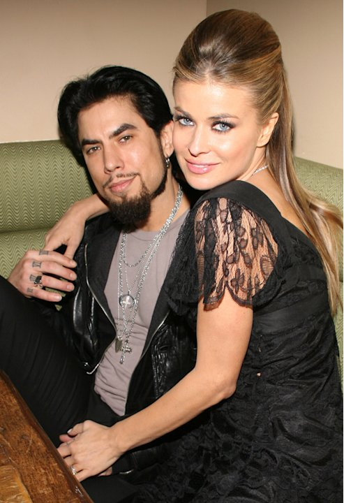 Dave Navarro, Carmen Electra