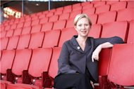 Sue Tibballs, chief executive, Women's Sport and Fitness Foundation