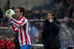 Juanfran extends Atletico Madrid deal to 2017