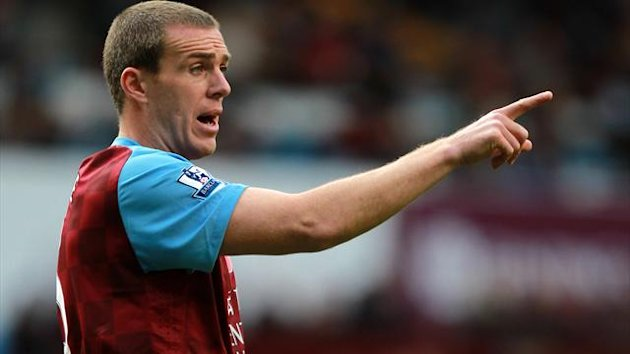 Richard Dunne was injured during Euro 2012