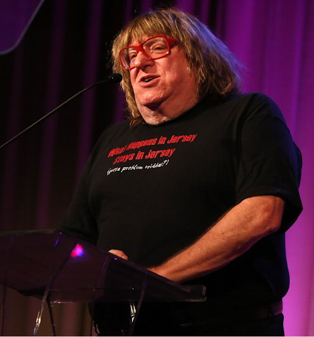 Bruce Vilanch is seen at the Visionary Awards benefiting the Entertainment AIDS Alliance, on Wednesday, Nov. 14, 2012 in Los Angeles. (Photo by Todd Williamson/Invision for the Entertainment AIDS Alli