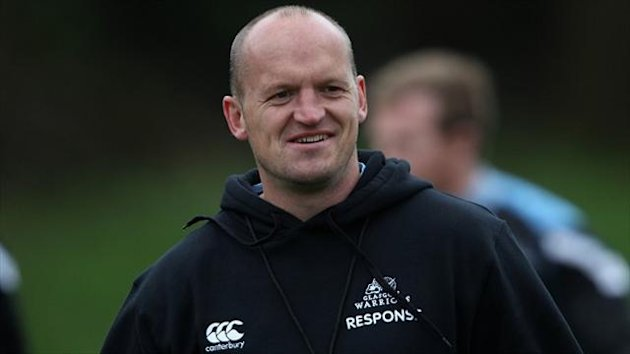 Gregor Townsend, pictured, described new signing Jerry Yanuyanutawa as a 'powerful and mobile prop'