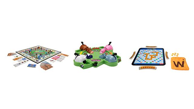 CityVille Monopoly, FarmVille Hungry Hungry Herd, Words With Friends: Zynga's Online Games Transformed Into Board Games