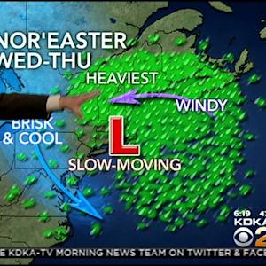 KDKA-TV Morning Forecast (10/22)