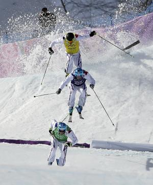 CAS dismisses men's skicross appeal against France