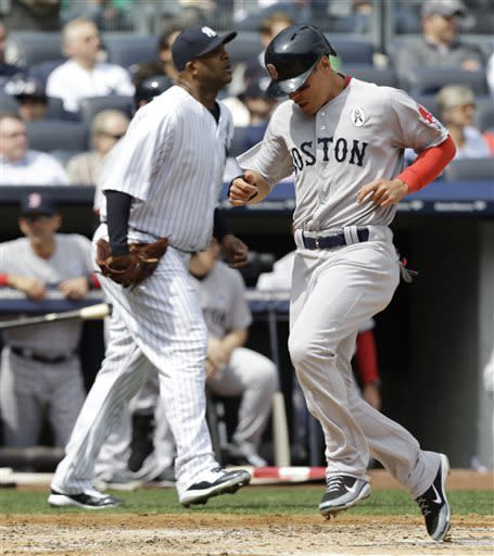 Lester, Red Sox shut down Yankees on opening day